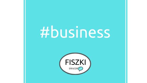 Fiszki do nauki języka angielskiego biznesowego