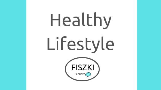 Fiszki do nauki języka angielskiego zdrowie