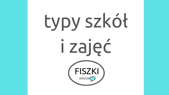 fiszki do nauki języka angielskiego sieucze.pl angielski Poznań