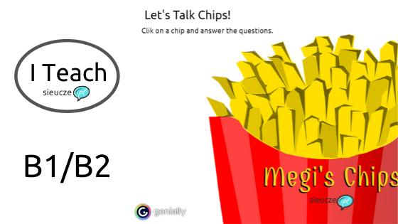 Let's talk CHIPS