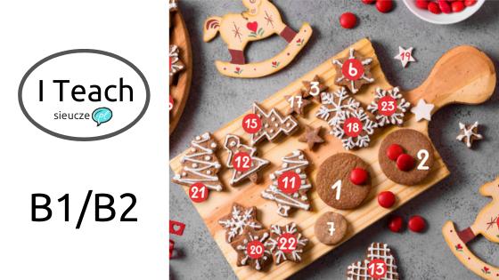 Gingerbread Calendar